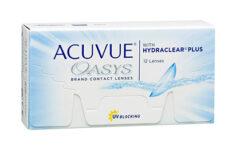 Acuvue 2wk Oasys 12