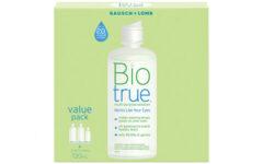Biotrue Value Pack